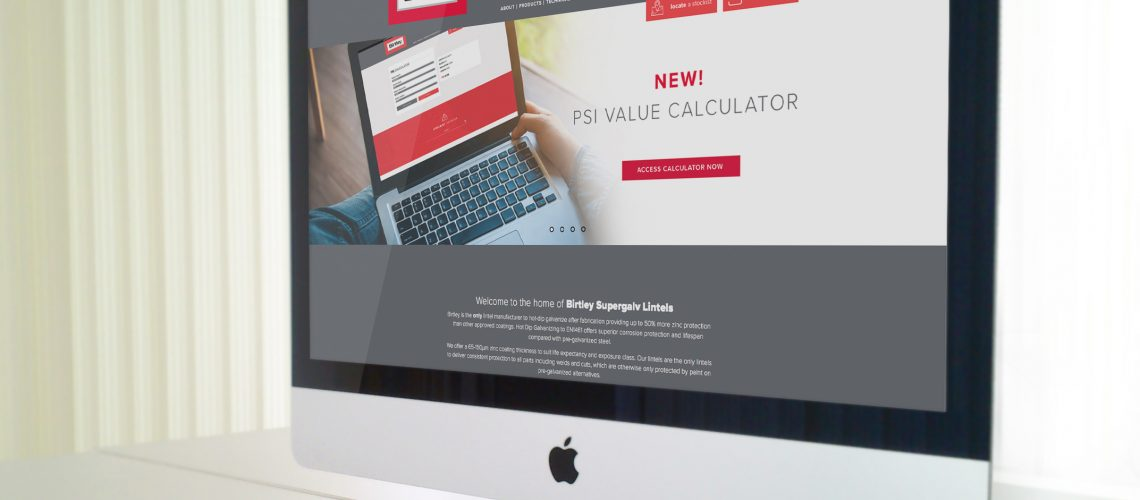 BIRTLEY LINTELS UNVEILS ONLINE PSI CALCULATOR TOOL