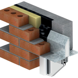 CB50 50mm Cavity Wall Lintel