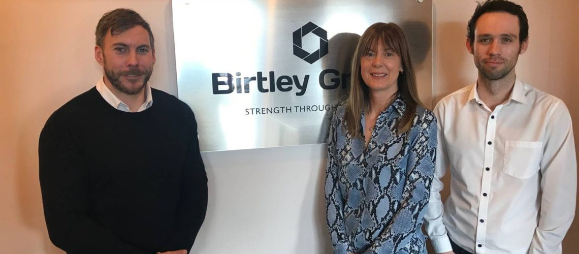 Birtley Group Has Expanded Its Team with Three New Appointments
