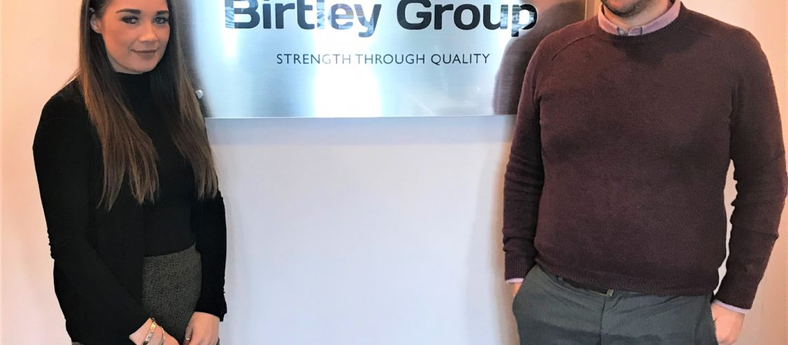 Birtley Group Welcomes Two New Appointments to Their Customer Service Team