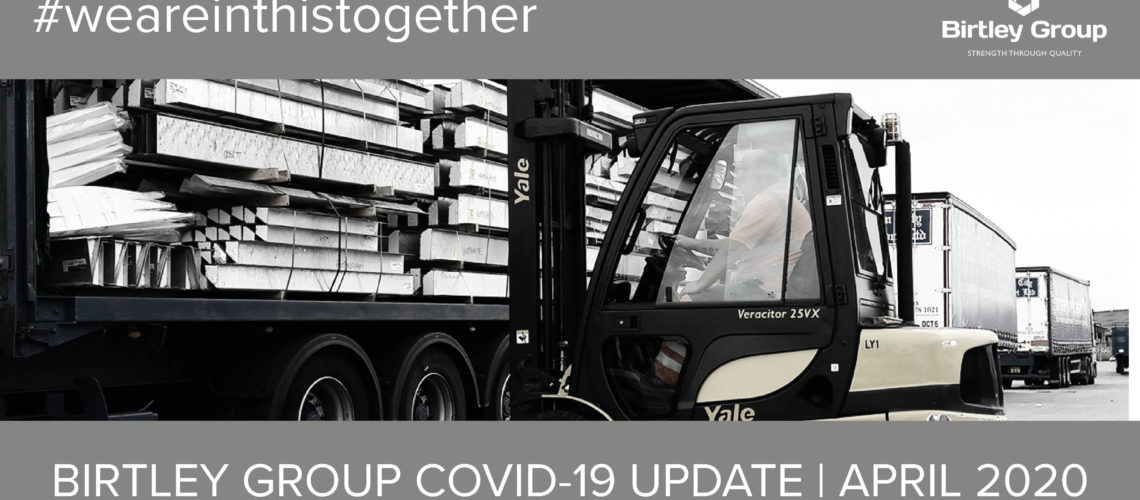 COVID-19 Update 8th April  2020